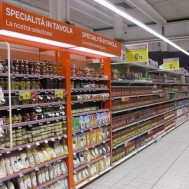 Scaffalature supermercato